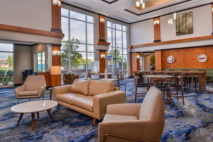 Restaurant | Fairfield Inn & Suites by Marriott Pelham