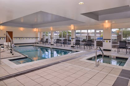 Sports Facility | Fairfield Inn & Suites by Marriott Pelham