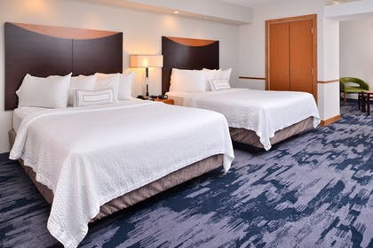 Guestroom | Fairfield Inn & Suites by Marriott Pelham