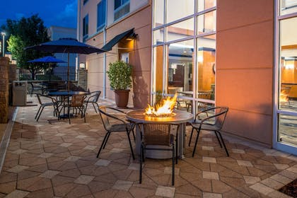 Outdoor Dining | Fairfield Inn & Suites by Marriott Pelham