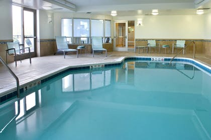 Sports Facility | Springhill Suites by Marriott Syracuse Carrier Circle