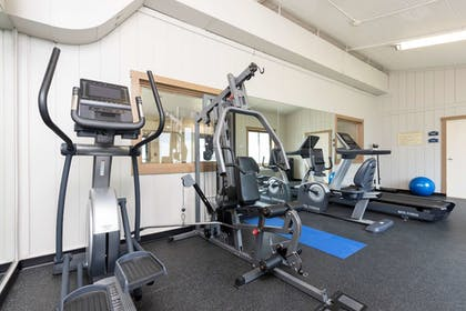Fitness Facility | Best Western Dutch Valley Inn