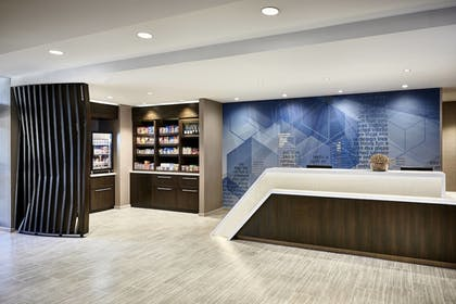 Lobby | SpringHill Suites by Marriott Roanoke