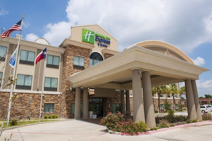 Hotel Front | Holiday Inn Express & Suites Houston NW/Beltway 8 West Road