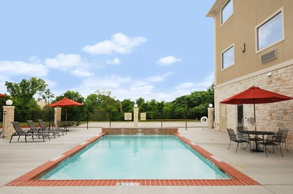 Outdoor Pool | Ramada by Wyndham College Station