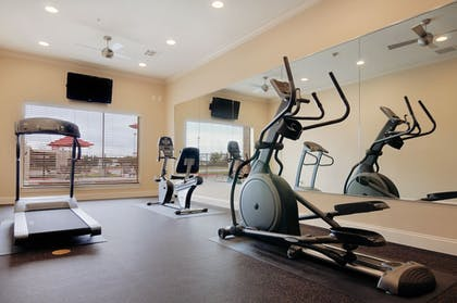 Fitness Facility | Ramada by Wyndham College Station
