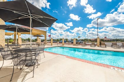 Pool | Ramada by Wyndham College Station