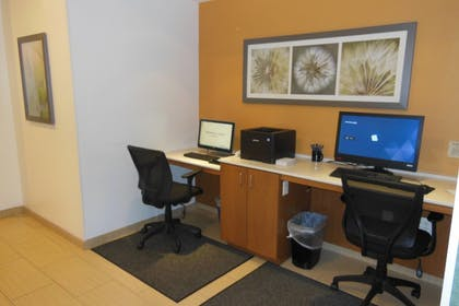 Business Center   SpringHill Suites by Marriott Durham Chapel Hill