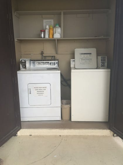 Laundry Room | Sands on the Fairway
