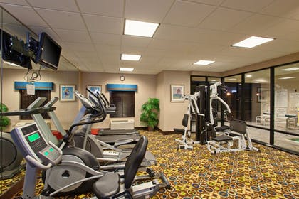 Fitness Facility | Holiday Inn Express Hotel & Suites Twentynine Palms