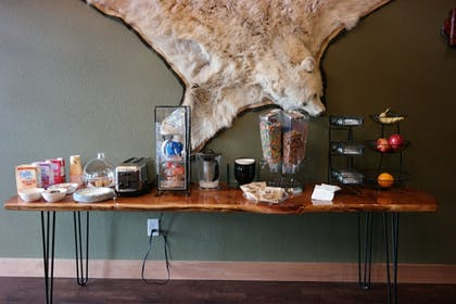 Breakfast buffet | Sitka Hotel and Restaurant
