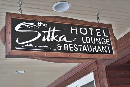 Property Grounds | Sitka Hotel and Restaurant