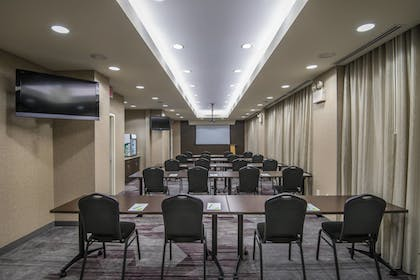 Meeting Facility | Courtyard by Marriott Tulsa Downtown