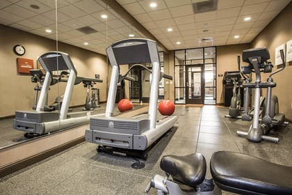 Fitness Facility | Comfort Suites Lake Norman - Huntersville