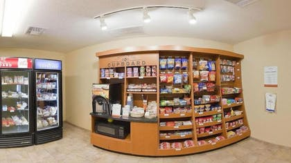 Snack Bar | Candlewood Suites Ft Stockton