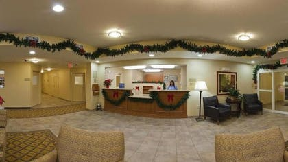 Lobby | Candlewood Suites Ft Stockton