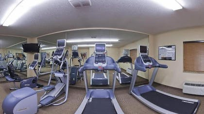 Fitness Facility | Candlewood Suites Ft Stockton