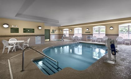 Indoor Pool | Country Inn & Suites by Radisson, Concord (Kannapolis), NC