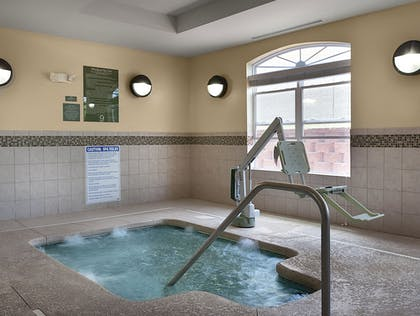 Spa | Country Inn & Suites by Radisson, Concord (Kannapolis), NC