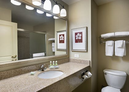 Bathroom | Country Inn & Suites by Radisson, Concord (Kannapolis), NC