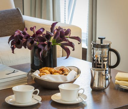 Food and Drink | The Langham, New York, Fifth Avenue