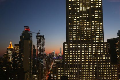 View from Hotel | The Langham, New York, Fifth Avenue