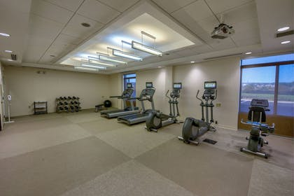 Sports Facility | SpringHill Suites by Marriott Macon