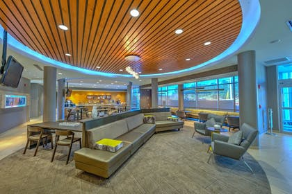 Lobby | SpringHill Suites by Marriott Macon