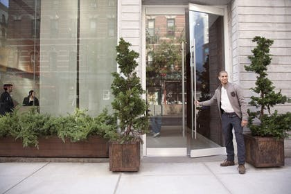 Hotel Entrance | The James New York - SoHo