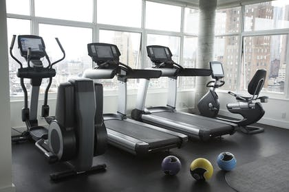 Gym | The James New York - SoHo