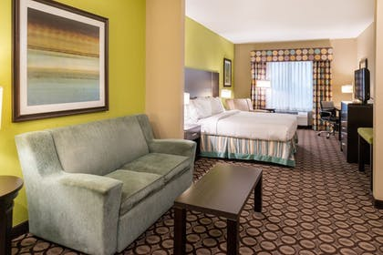 Room | Holiday Inn Express Hotel & Suites Rockport