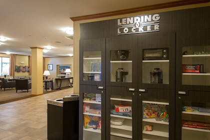 Hotel Interior | Candlewood Suites Downtown