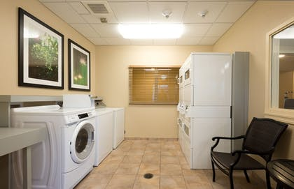 Laundry Room | Candlewood Suites Downtown