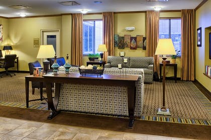 Lobby | Candlewood Suites Downtown