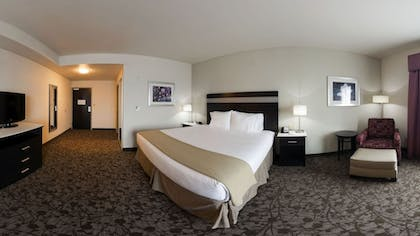Guestroom | Holiday Inn Express Augusta North