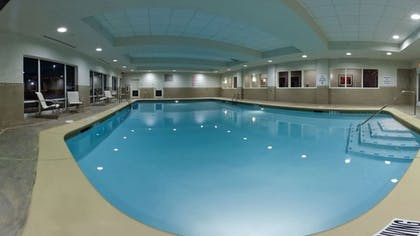 Indoor Pool | Holiday Inn Express Augusta North