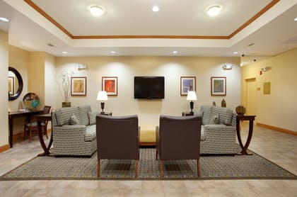 Lobby   Candlewood Suites Slidell Northshore