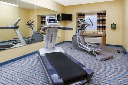 Fitness Facility | Microtel Inn & Suites by Wyndham Dickson City/Scranton
