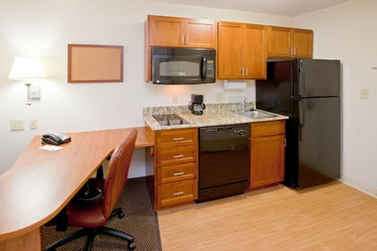 In-Room Kitchenette | Candlewood Suites Radcliff - Fort Knox