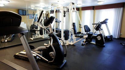 Gym | Governor's Suites Hotel Oklahoma City Airport Area