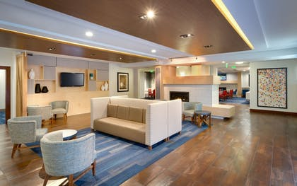 Lobby | Holiday Inn Express Hotel & Suites Orem - North Provo
