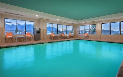 Pool | Holiday Inn Express Hotel & Suites Orem - North Provo