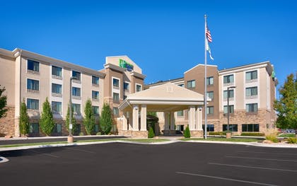 Exterior | Holiday Inn Express Hotel & Suites Orem - North Provo