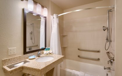In-Room Amenity | Holiday Inn Express Hotel & Suites Orem - North Provo