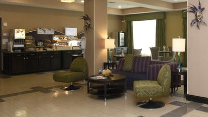 Restaurant | Holiday Inn Express Hotel & Suites Baton Rouge North