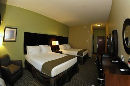 Room | Holiday Inn Express Hotel & Suites Baton Rouge North