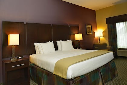 Guestroom | Holiday Inn Express Hotel & Suites Baton Rouge North