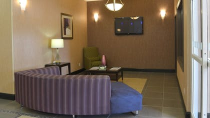 Interior | Holiday Inn Express Hotel & Suites Baton Rouge North