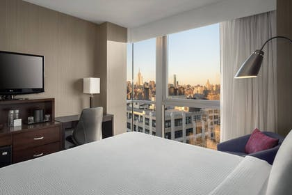 Guestroom | Courtyard by Marriott New York Manhattan/SoHo