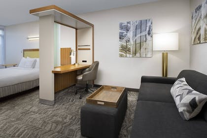 | Standard Suite, 1 King Bed with Sofa bed | SpringHill Suites by Marriott Potomac Mills Woodbridge